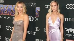 I gioielli dell'Infinito di Brie Larson e Scarlett Johansson