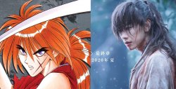 Kenshin Samurai Vagabondo, nuovo Live-action nel 2020