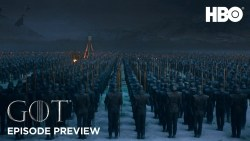 """Game of Thrones: il video promo della puntata 8x03, """"The Battle of Winterfell"""""""