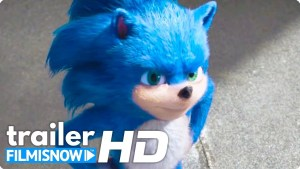 Sonic the Hedgehog: il primo trailer ufficiale del film