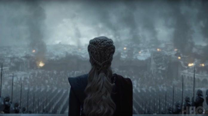 Game of Thrones (Trono di Spade) - Analisi del Trailer - Daenerys (Credits: HBO)