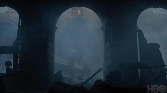 Jon Snow e Ser Davos  (Credits: HBO)