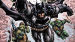 DC Comics: le prime pagine di Batman / Teenage Mutant Ninja Turtles III