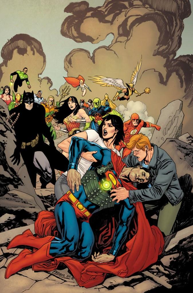 SUPERMAN: LEVIATHAN RISING SPECIAL DC COMICS
