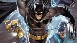 DC Comics: l'anteprima del ritorno di Batman and the Outsiders