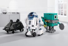 LEGO Star Wars BOOST Droid Commander