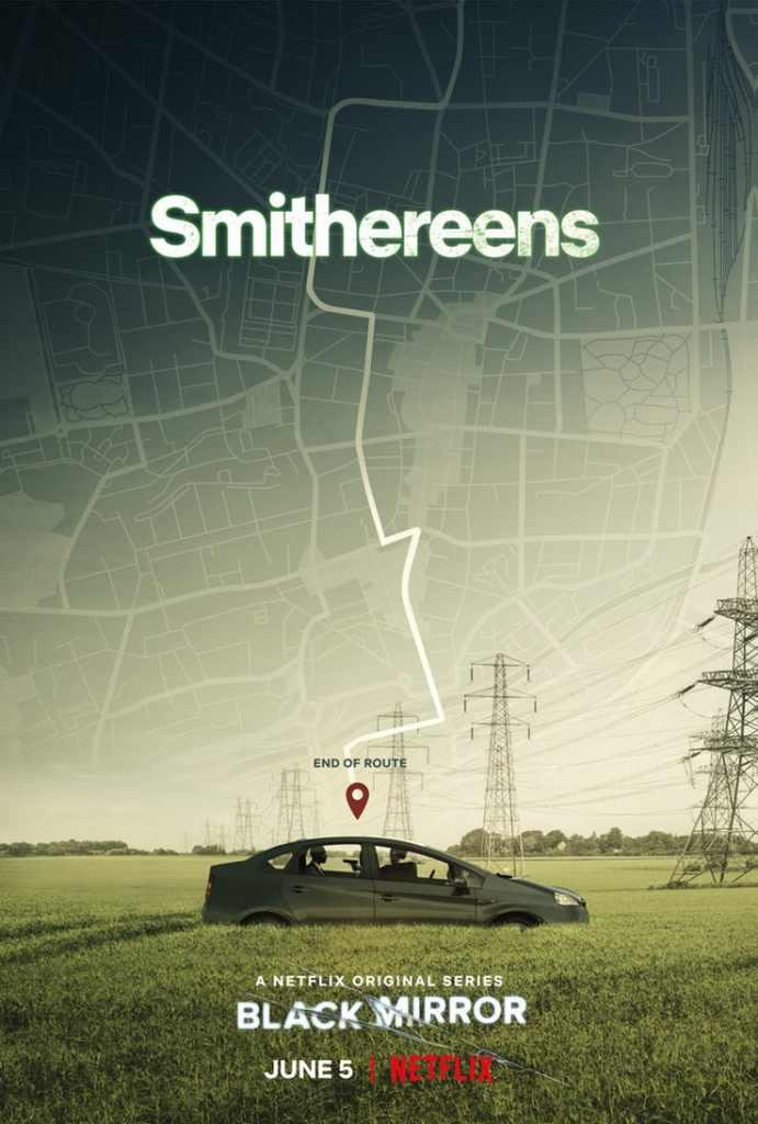 Andrew Scott Black Mirror Season 5 Smithereens Poster