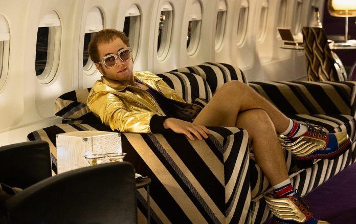 Elton John Taron Egerton Rocketman