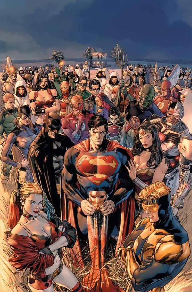 dc comics tom king san diego comic-con batman heroes in crisis