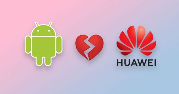 Android Huawei Google