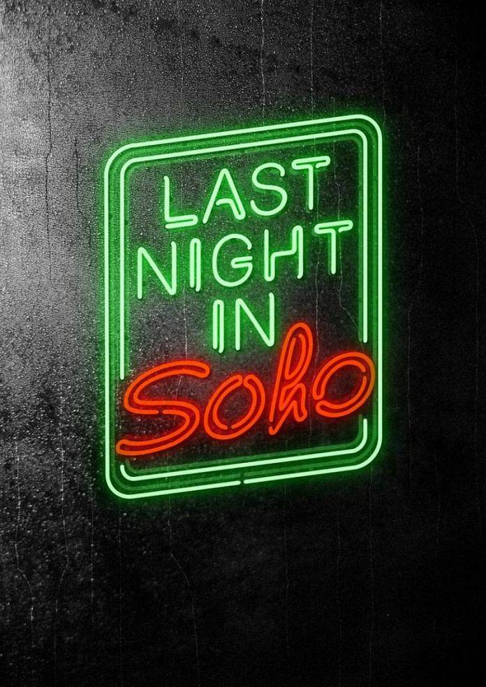Last Night in Soho - Regista Edgar Wright film - horror psicologico