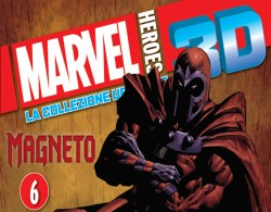 Marvel Heroes 3D: questa settimana Magneto