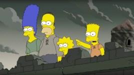 Game of Thrones 8x05: i Simpson avevano previsto tutto?