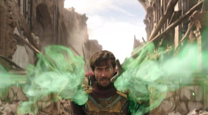 Spider-Man: Far From Home, Mysterio Plot Twist