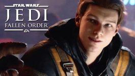 Star Wars Jedi: Fallen Order si presenta al grande pubblico