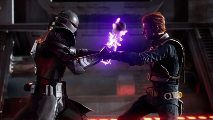 Star Wars Jedi EA gameplay