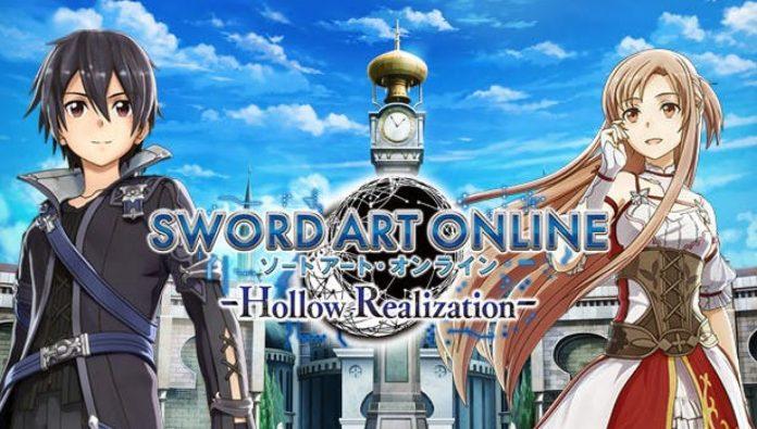 Sword Art Online: Hollow Realization Gioco uscita Maggio