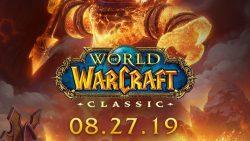 World of Warcraft Classic: data di rilascio e info sulla CBT