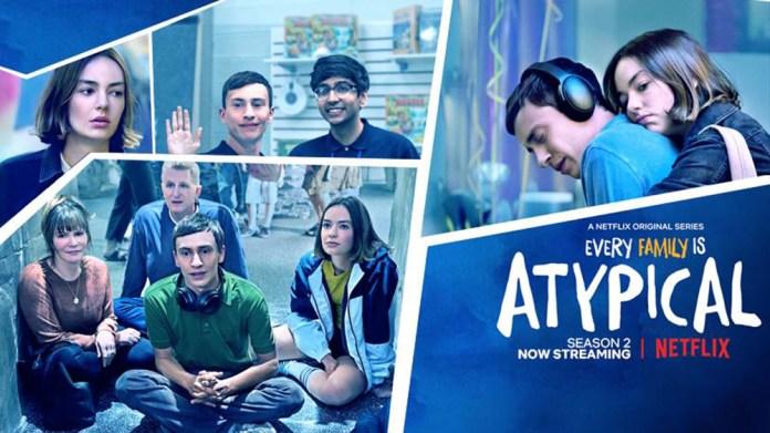 atypical netflix cast terza stagione mccormack