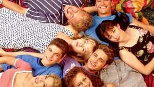 Beverly Hills 90210, Foto della reunion del Cast per il reboot