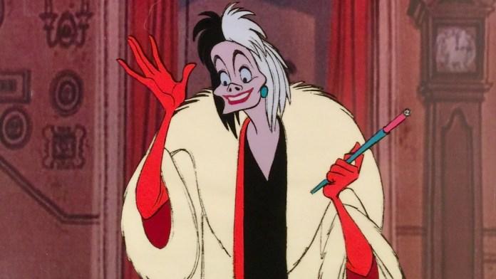 Cruella (Crudelia De Mon) Disney live-action Emma Thompson
