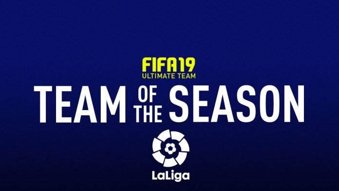 TOTS LaLiga FIFA Ultimate Team FIFA 19