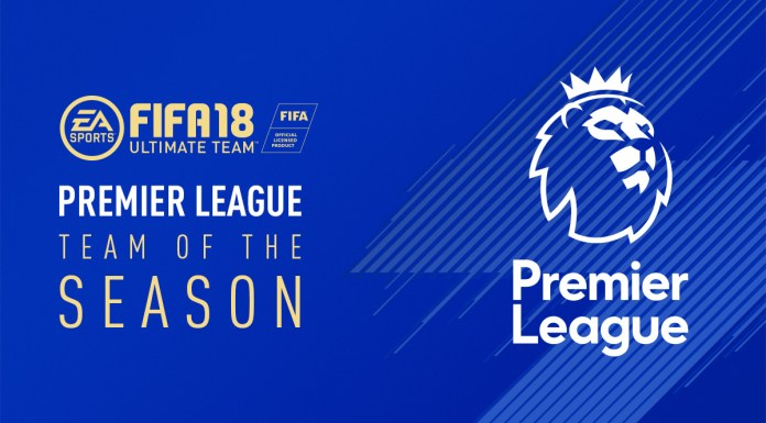 TOTS Premier League FIFA Ultimate Team