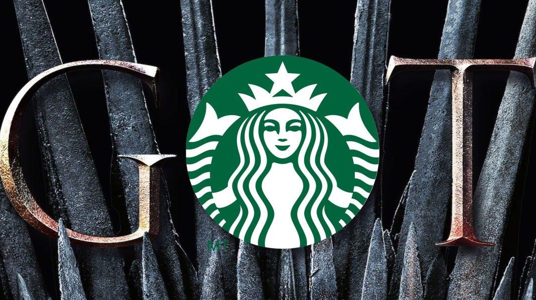 Game of Thrones Starbucks