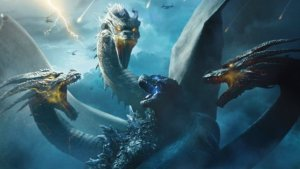 Godzilla II: King of the Monsters il poster cinese è bellissimo