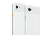 Google Pixel 3a e 3a XL
