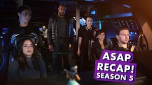 Agents of S.H.I.E.L.D., il video recap della quinta stagione