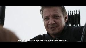 """Avengers: Endgame, """"La fine è parte del viaggio: Occhio di Falco"""""""