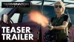 Terminator: Dark Fate - il ritorno di Sarah Connor nel trailer ufficiale
