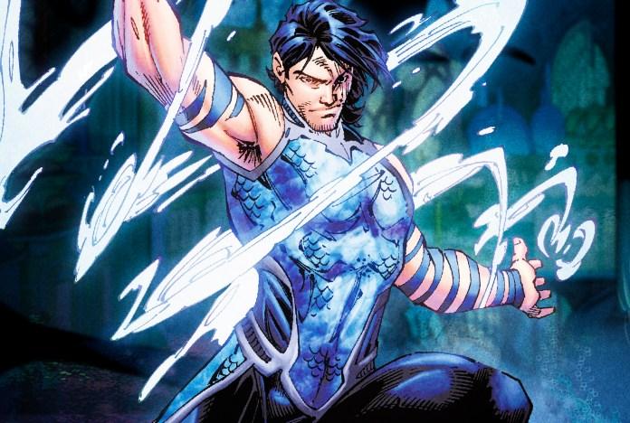 Drew Van Acker Titans Aqualad Dc Universe