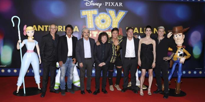 doppiatori toy story  4 trailer disney pixar