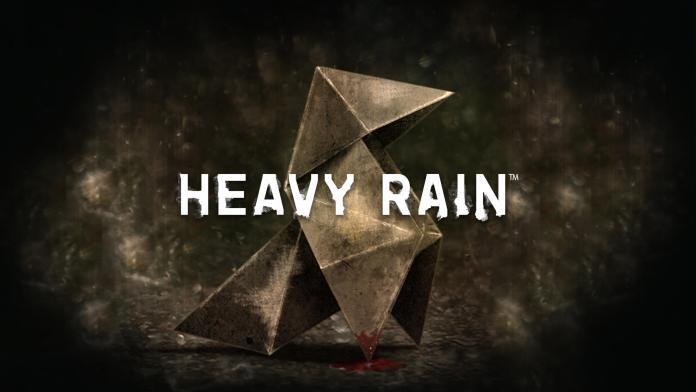 Giochi uscita giugno Heavy Rain