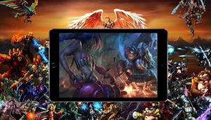 League of Legends Mobile: da progetto alla ricerca di tester