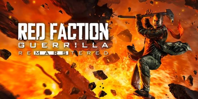 Giochi uscita luglio Red Faction Guerrilla Re-Mars-Tered