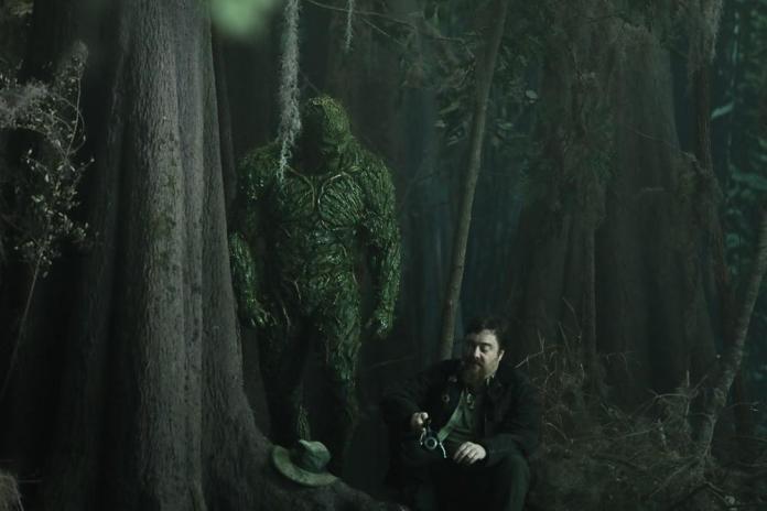 swamp thing 1x05 drive all night phantom stranger dc universe