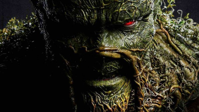 #saveswampthing dc universe swamp thing