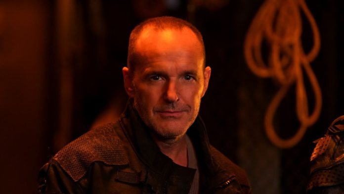 Agents of S.H.I.E.L.D. Clark Gregg aka Sarge