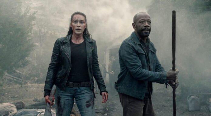 Fear The Walking Dead 5 Alicia Morgan