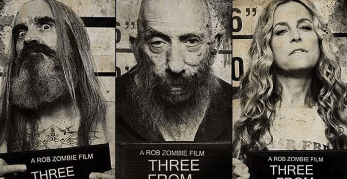 Three From Hell - teaser trailer del film horror di Rob Zombie