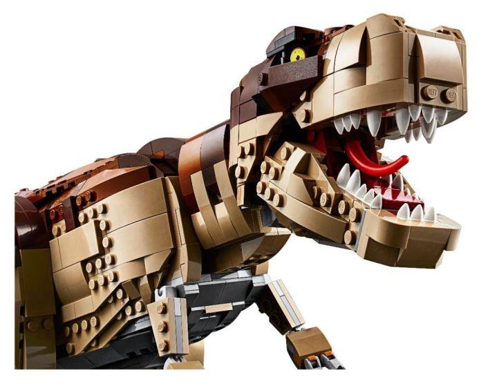 LEGO Jurassic World Jurassic Park: T. rex Rampage