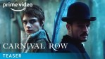 Carnival Row: il teaser trailer della serie tv fantasy con Orlando Bloom