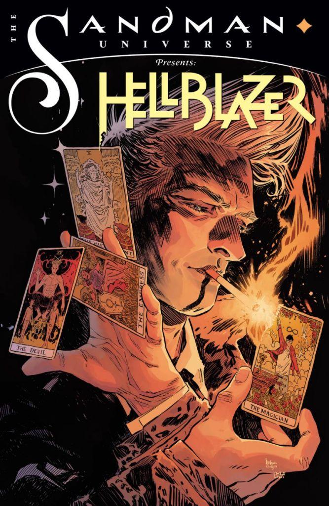 Dc comics Hellblazer
