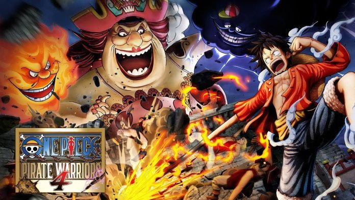 One Piece Pirate Warriors Gamescom 2019