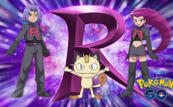 Pokémon GO Team Rocket