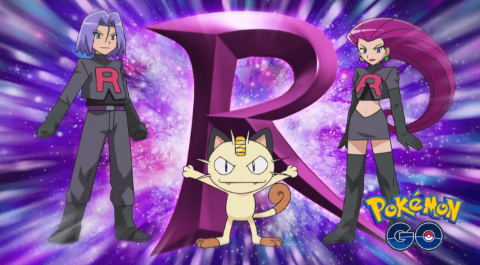 Pokémon GO Team Rocket