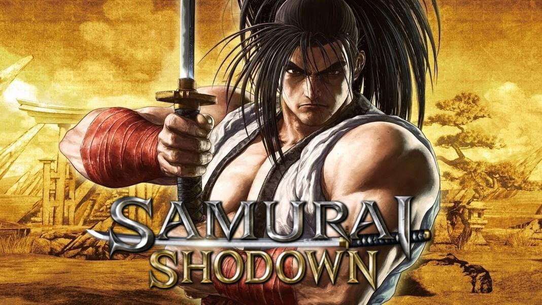 SamSho cover